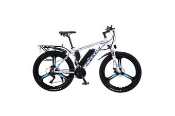 2020 Exclusive Model AKEZ 002 350W36V Electric Bike eBike Mountain Bicycle White