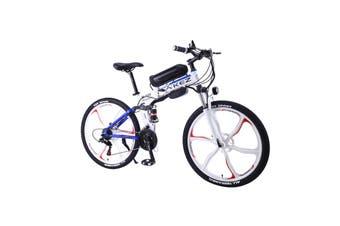 "AKEZ 350W 36V LH Electric Bike eBike Mountain Motorized Bicycle 26"" w/ Battery"