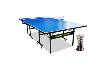 OUTDOOR PRO 60Table Tennis/Ping Pong Table + IPONG MINI Trainer Free Accessory