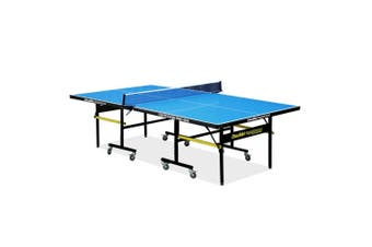 Double Happiness OUTDOOR Pro 600 Table Tennis/Ping Pong Table Free Accessories