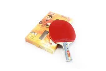 DHS 3002 3 Star Table Tennis Bat Racket Long Handle Ping Pong Paddle Shakehand