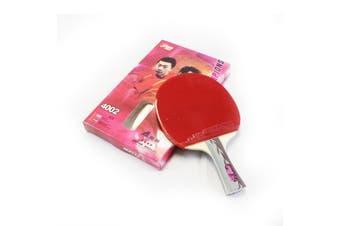 DHS 4002 4 Star Table Tennis Bat Racket Long Handle Ping Pong Paddle Shakehand