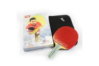 DHS 5002 5 Star Table Tennis Bat Racket Long Handle Ping Pong Paddle Shakehand