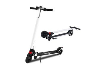 BOOSTGO S8 Electric Scooter for Adults Folding Commuting Scooter 250W White