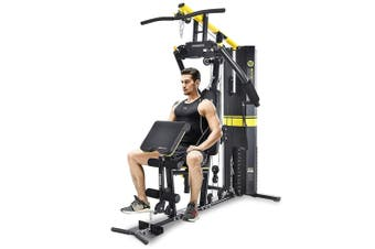 Multifunction Home Gym System Weight Training Exercise Workout Fitness M5