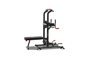 5-in-1 Pull Up Chin Up Bench Benches Power Tower Multi-Function Station Home