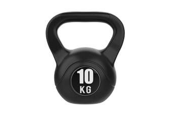 JMQ 10KG Kettlebell Kettle Bell Weight Exercise Home Gym Workout