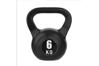 JMQ 6KG Kettlebell Kettle Bell Weight Exercise Home Gym Workout