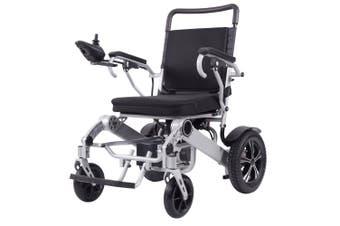OP-102 Electric Power Wheelchair Scooter Fold Travel Lightweight Folding