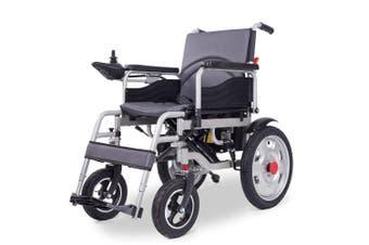 OP-103 Electric Power Wheelchair Motorized Wheelchairs Folding Travel Lightweight