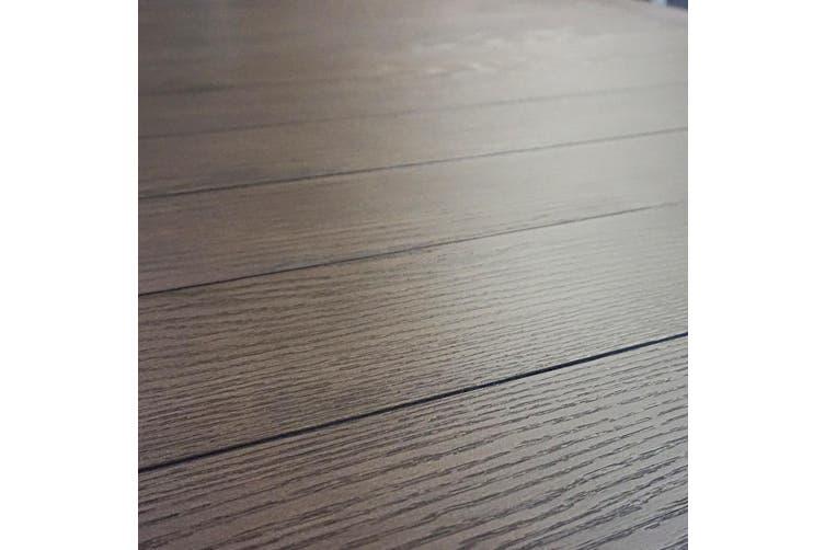 8FT LUXURY SLATE POOL / BILLIARDS / SNOOKER TABLE W/ DINING TOP