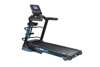 Jogway T16CLM 3.5HP Foldable Electric Treadmill w/ Multi-functional Accessories