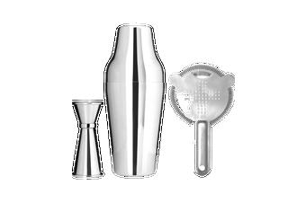 Cocktail Essentials Chrome