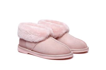 EVER UGG Mallow Slippers #11612 Pink