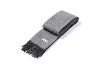 Ever UGG Twin Wool Scarf Black / Grey / One Size
