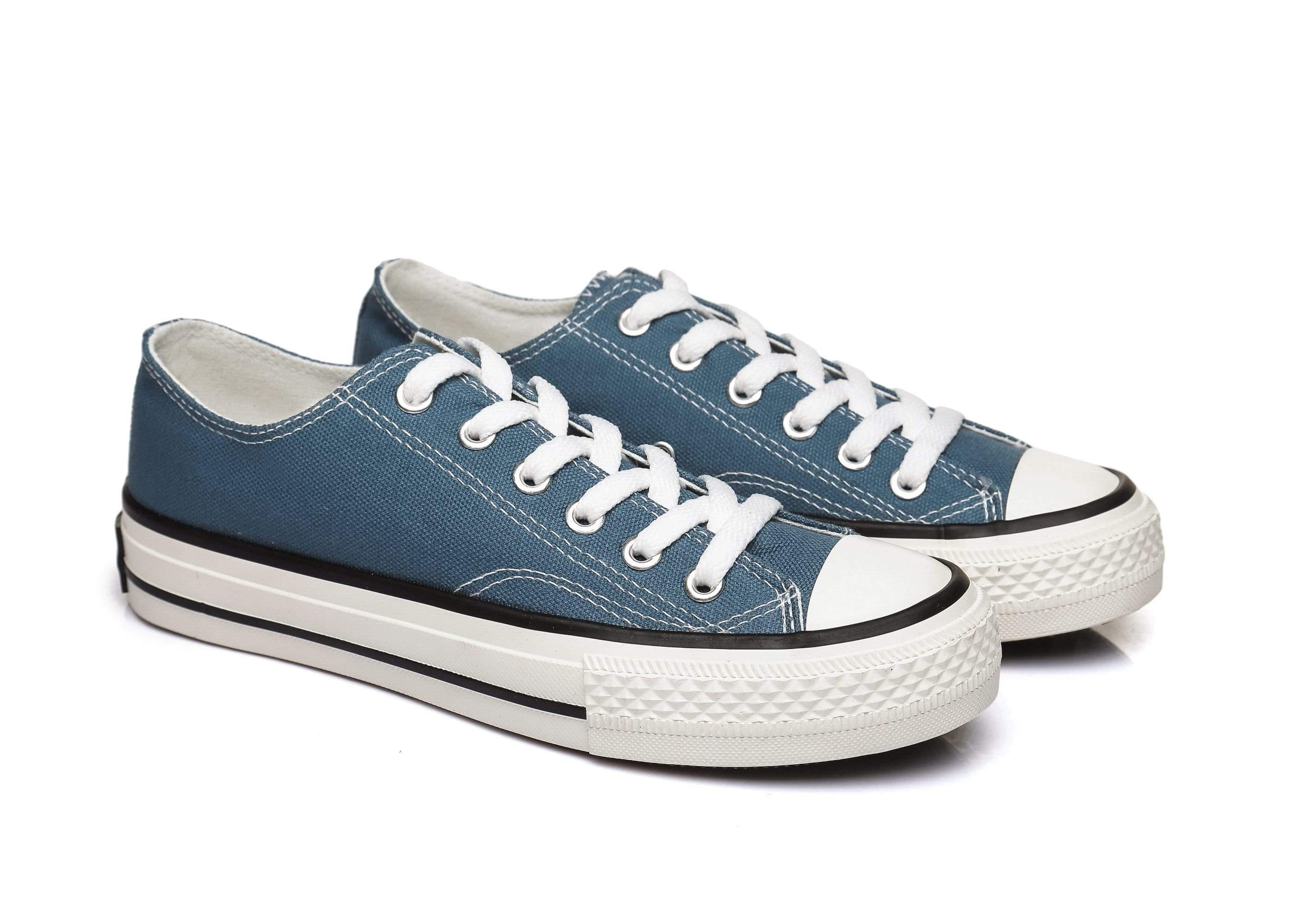 TA Canvas Sneaker Corey Airy Blue