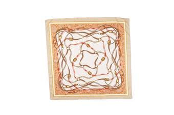 Square Silk Scarf Pattern 2