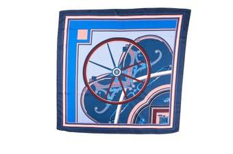 Square Silk Scarf Pattern 6