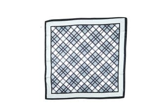 Square Silk Scarf Pattern 1