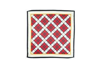Square Silk Scarf Pattern 5