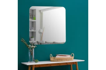 Cooper & Co. Issy Urban Frameless Square Mirror 70x 70cm
