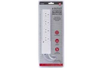 4 Outlet Powerboard