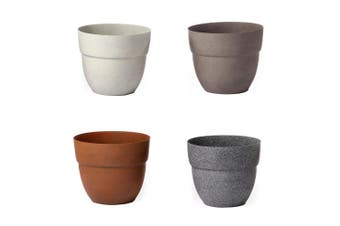 Set Of 4 25cm Opalrange Pot Planter