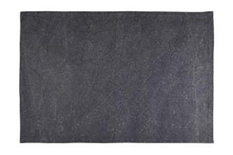 Casa Regalo Set of 6 33X48Cm Cotton Stonewash Placemat