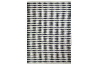 120X180Cm Cotton Woven Rug