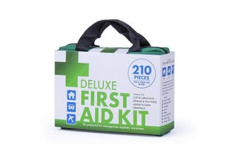 210 PC EMERGENCY FIRST AID KIT