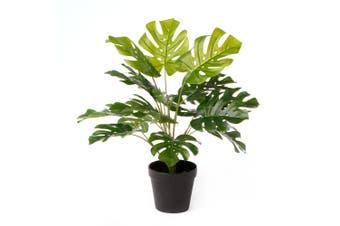 Cooper & Co. Artificial 47Cm Monstera Plant