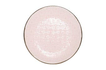 Set of 6 20cm Ceramic Round Side Plates Set Dinning Kitchen Hand