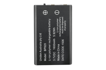 Uniden BP820 - Li-ion Polymer rechargeable battery for the UH810 and UH820 Series UHF Handheld Radios