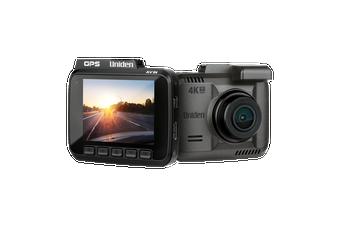 Uniden iGOCAM80 - 4K Smart Dash Cam with Smartphone App (WiFi)