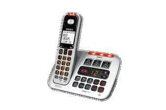 Uniden SSE45 - Sight & Sound Enhanced Cordless Digital Phone System