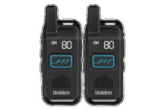 Uniden - UH200-2 - UHF 2 Watt UHF Handheld Adventure 2-Way Radio