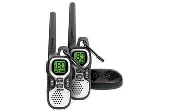 Uniden UH510-2 - UHF 1 Watt CB Handheld 2-Way radio (Twin Pack)
