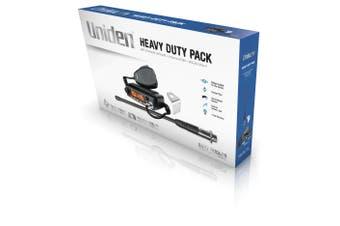 Uniden - UHF Heavy Duty Pack  - UHF CB Mobile UH5040R + AT380 Antenna + MGU02 Mount