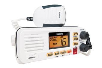 Uniden - UM355VHF - VHF Splashproof Marine Radio