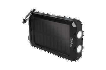 Uniden - UPP80S - Portable Solar Power Bank 8000mAh Portable Solar Power Bank