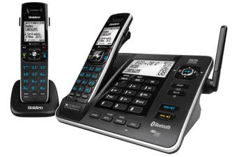 Uniden XDECT 8355+1 - XDECT Digital Technology with Integrated Bluetooth
