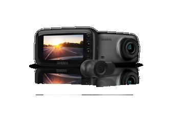 Uniden IGOCAM50R - Full HD Smart Dash Cam with Rear Camera