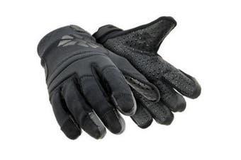 HexArmor 4041NSR Law Enforcement Gloves Needlestick Level 5 Cut Resistant MEDIUM