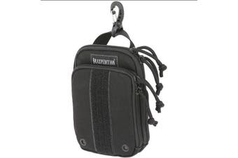 Maxpedition Ziphook Pocket Organiser Small  Black Every Day Carry Case