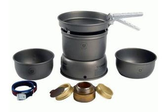 Trangia 25-1 Hard Anodised Non Stick Compact Camping Stove Cooking System