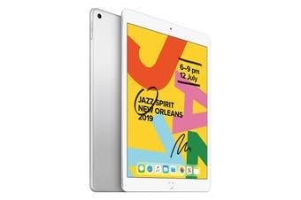 Apple iPad 2019 Wi-Fi 128GB - Silver