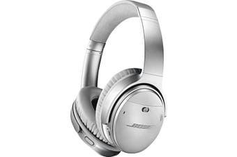 Bose QuietComfort 35 II Noise Cancelling Smart Headphones Silver