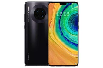 Huawei Mate 30 TAS-L29 8+128GB Black with Google Play (Internetional Version)