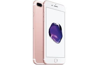 Apple iPhone 7 Plus Rose Gold 256GB Refurbished Grade AAA+