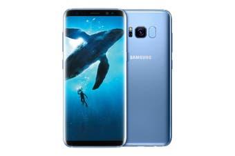 Samsung Galaxy S8 Plus 64GB Smartphone - Blue Refurbished Grade AAA